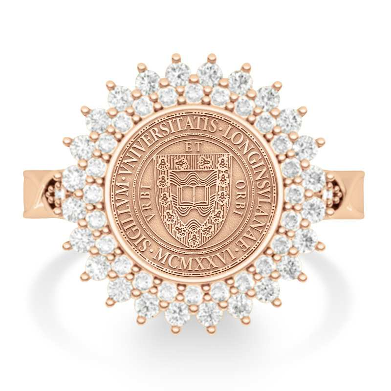 Tallulah Coin Ring — University Collection by Balfour™