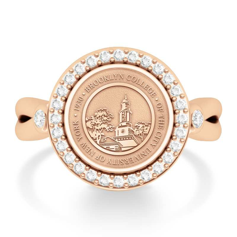 Zaria Coin Ring — University Collection by Balfour™