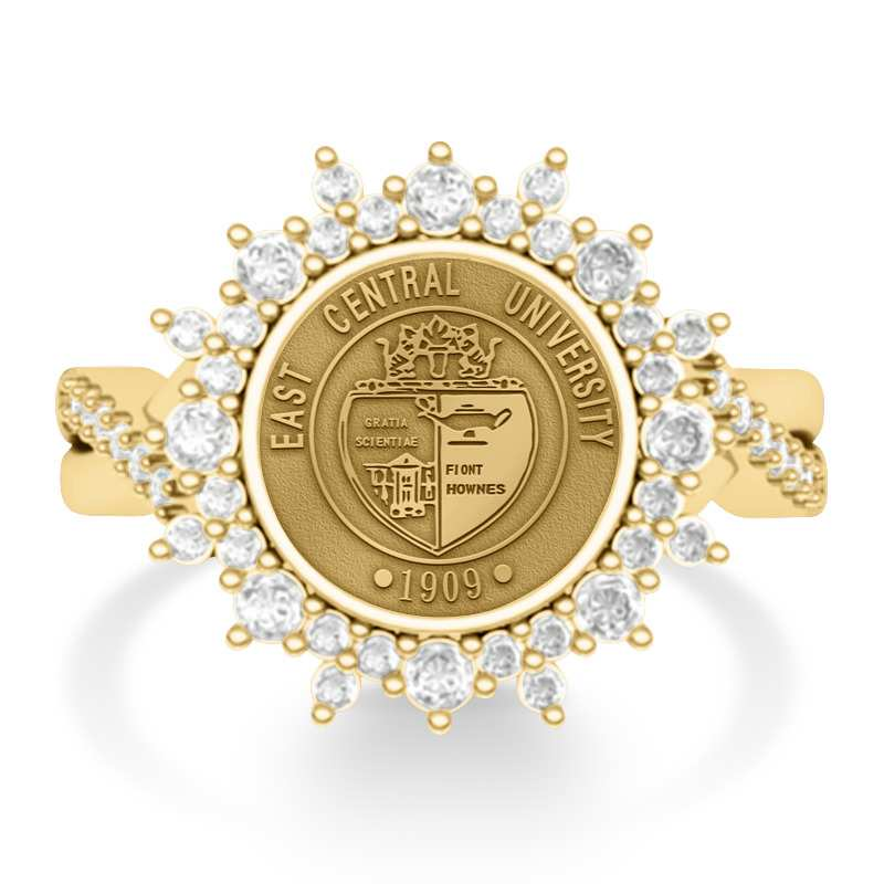 Wilhelmina College Class Ring — University Collection by Balfour™