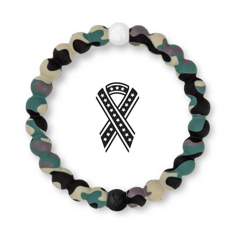 LLTD-019VETS-M: Lokai - Veterans Bracelet - Medium