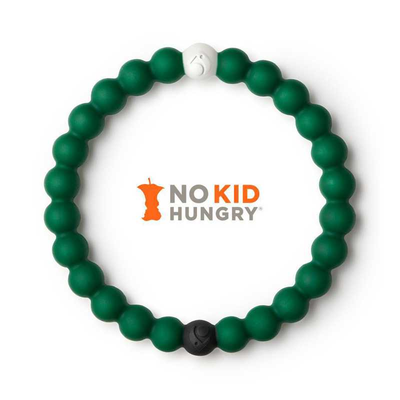 LLTD-2019NKH-L: Lokai - No Kid Hungry Bracelet - Large