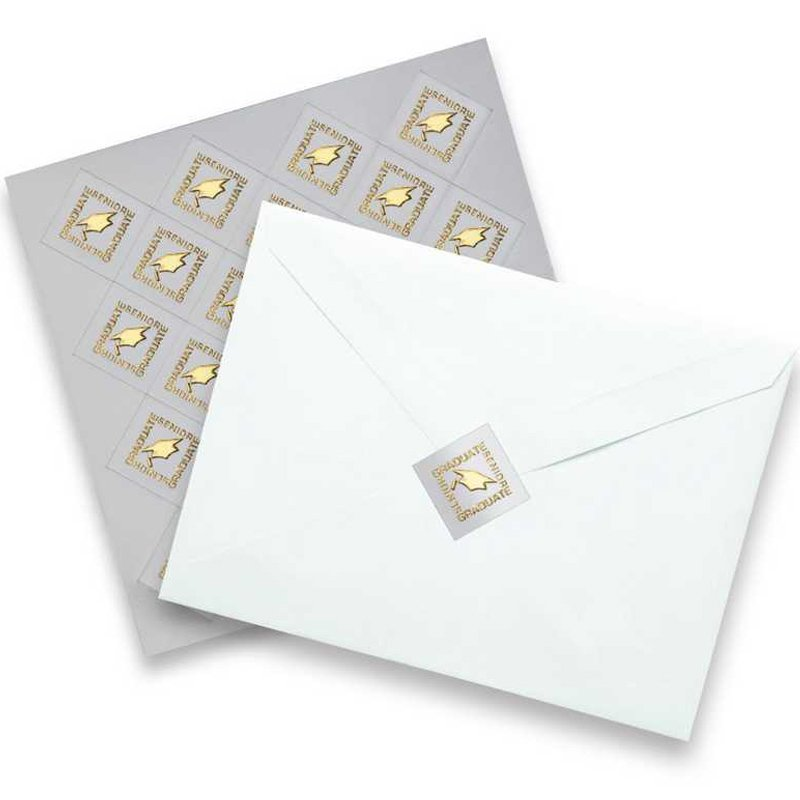 Announcement Envelope Seals