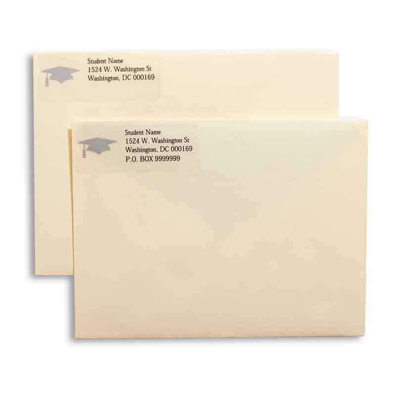 Stationery: Return Address Labels