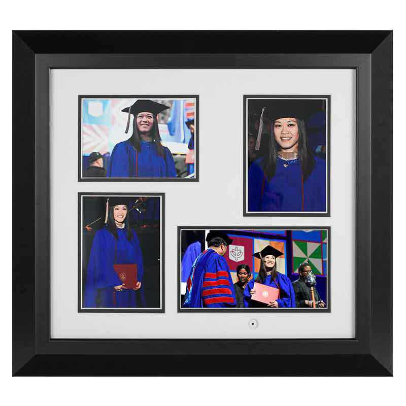 """861811351343: Play Back Frames Diploma Frame with 10"""" HD Video Panel"""