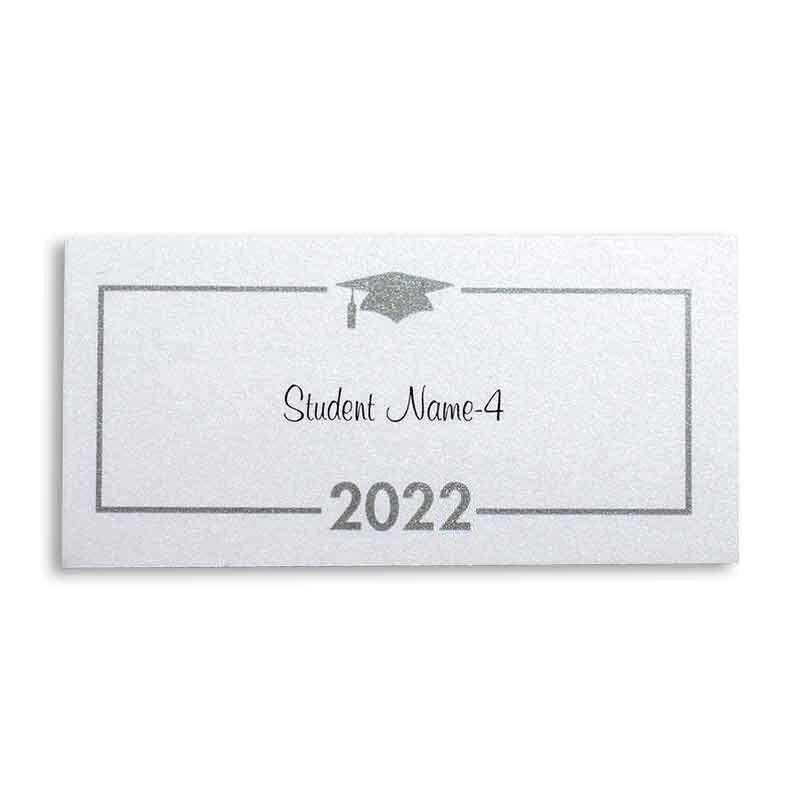 Premium Announcement Name Cards