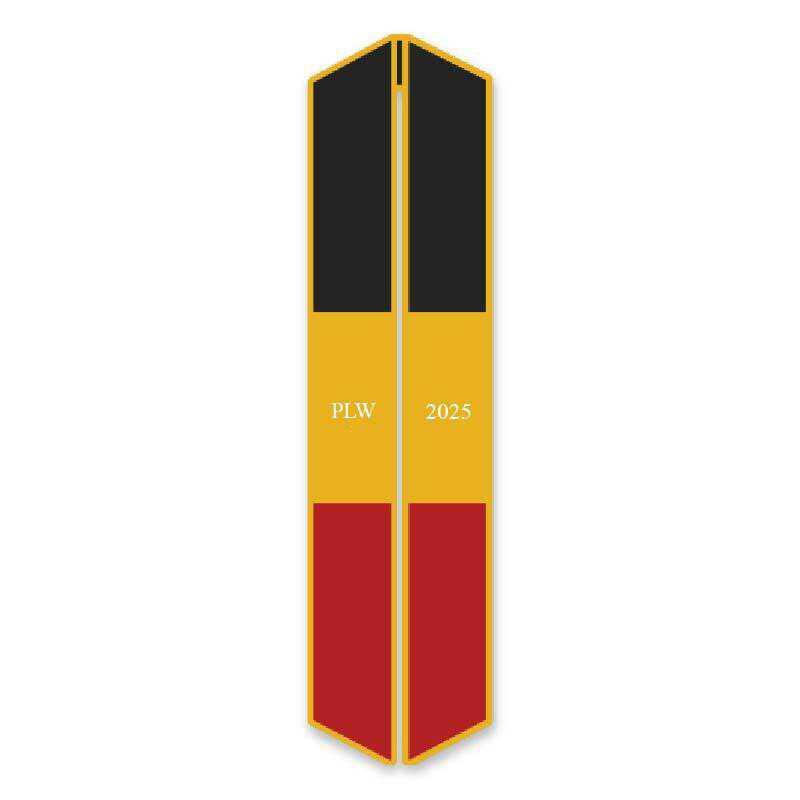 flagbelgium: Belgium Stole