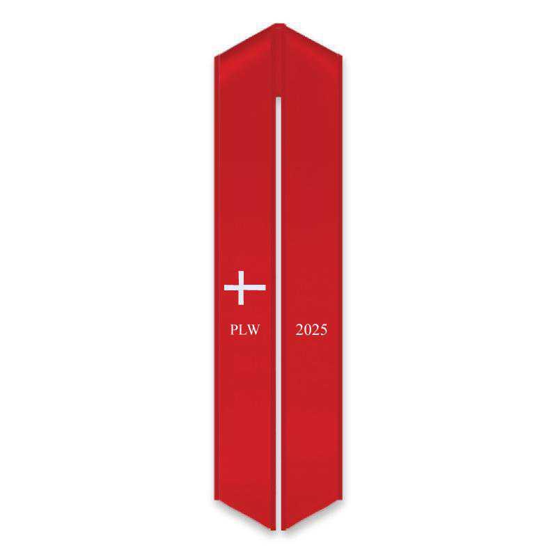flagdenmark: Denmark Stole