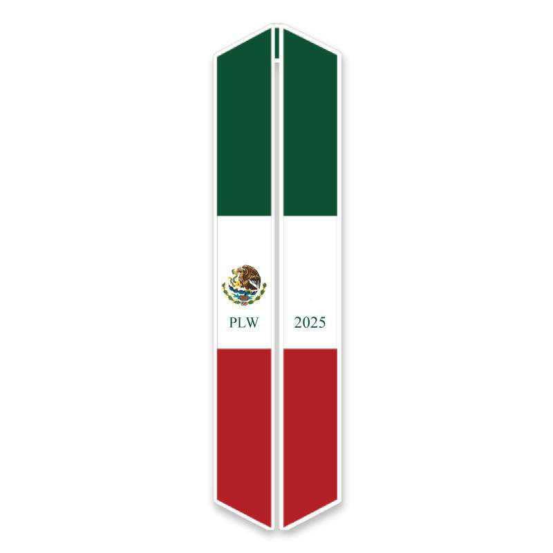 flagmexico: Mexico Stole