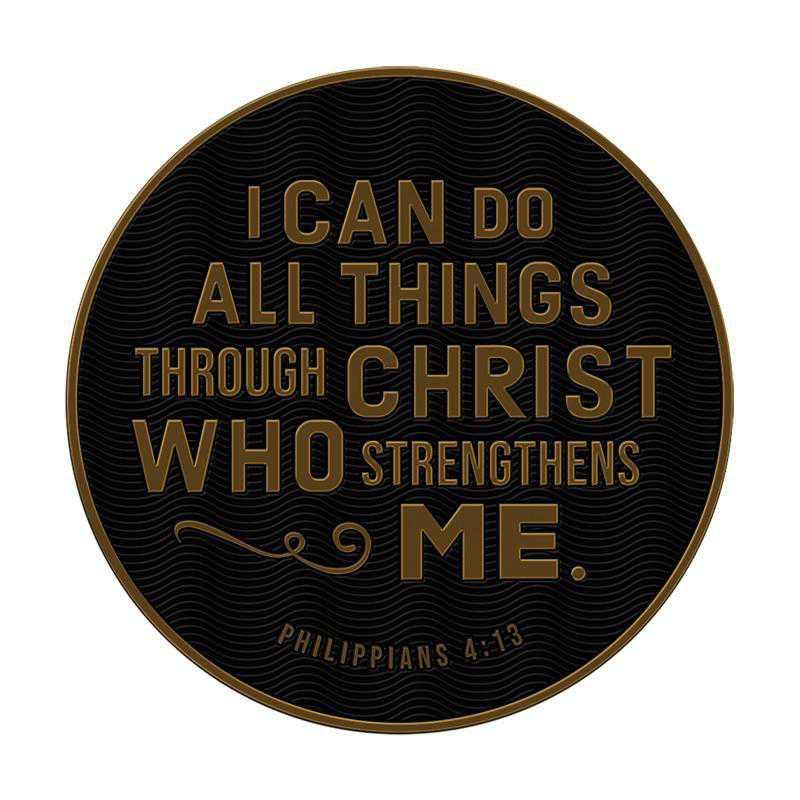 FlexStyle® Philippians 4:13 Patch