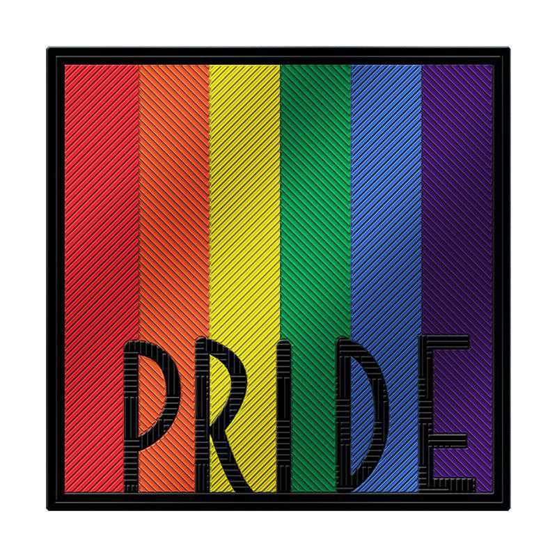 FlexStyle® Pride Square Patch