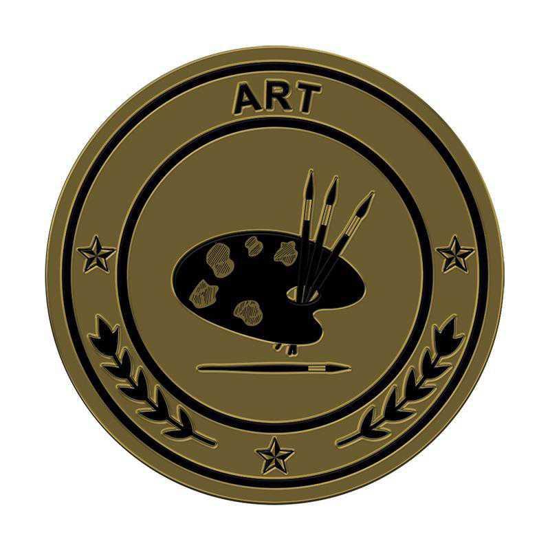 FlexStyle® Art Degree Patch