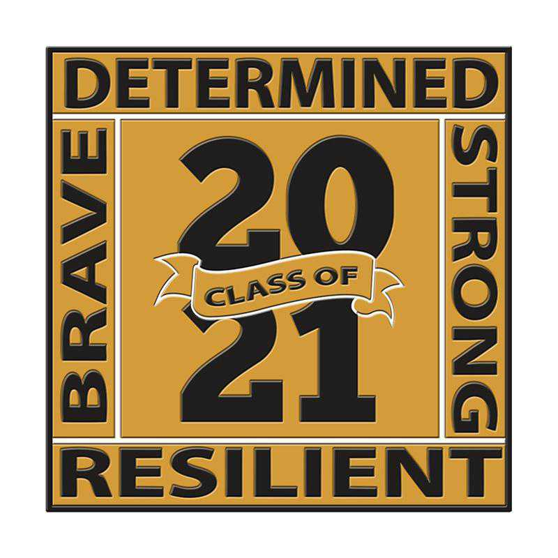FlexStyle® Class of '21 Square Patch