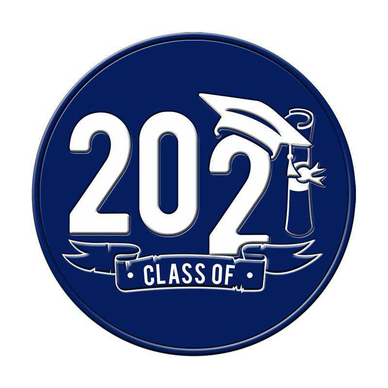 FlexStyle® Navy Class of '21 Patch