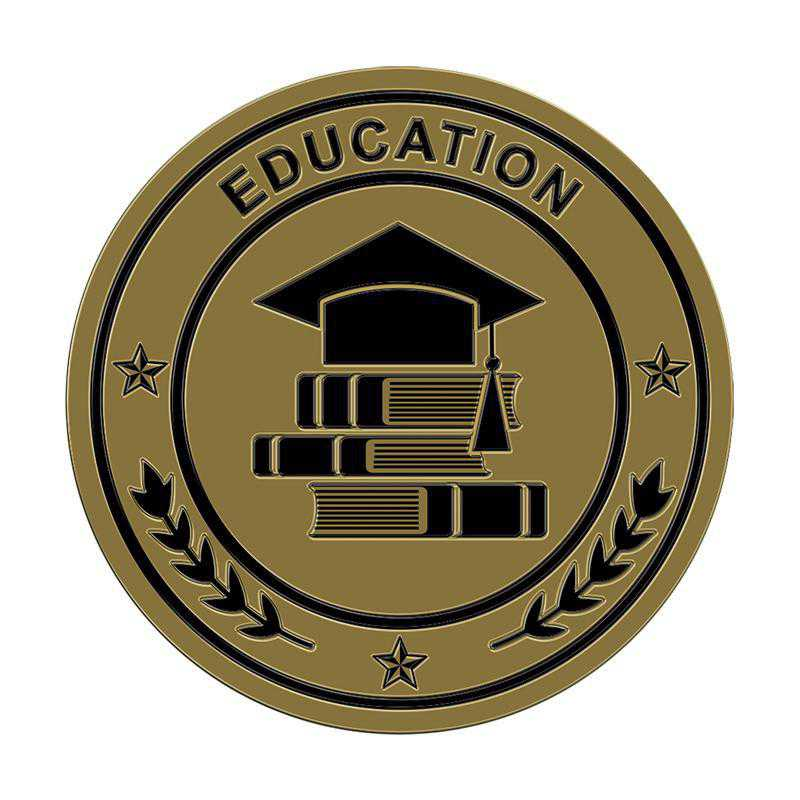 FlexStyle® Education Degree Patch