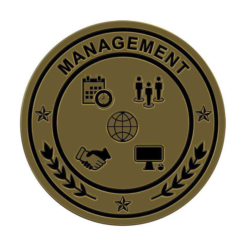 FlexStyle® Management Degree Patch