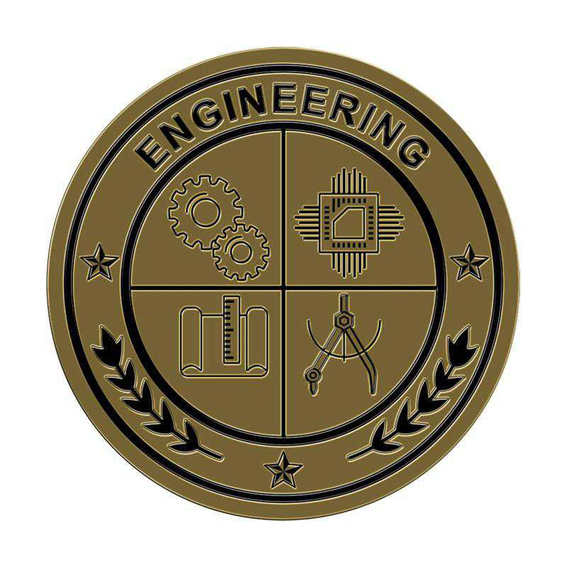 FlexStyle® Engineering Degree Patch
