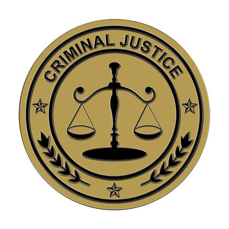 FlexStyle® Criminal Justice Degree Patch