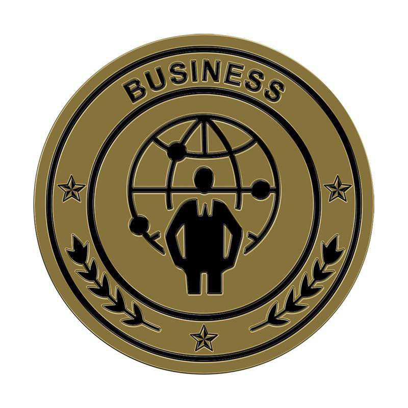 FlexStyle® Business Degree Patch