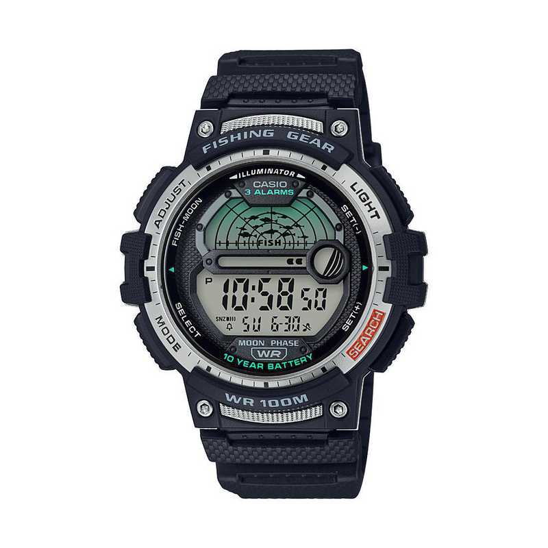 W-800H-1AVCF: Casio Watches - Men's Classic Sport Watch - Black