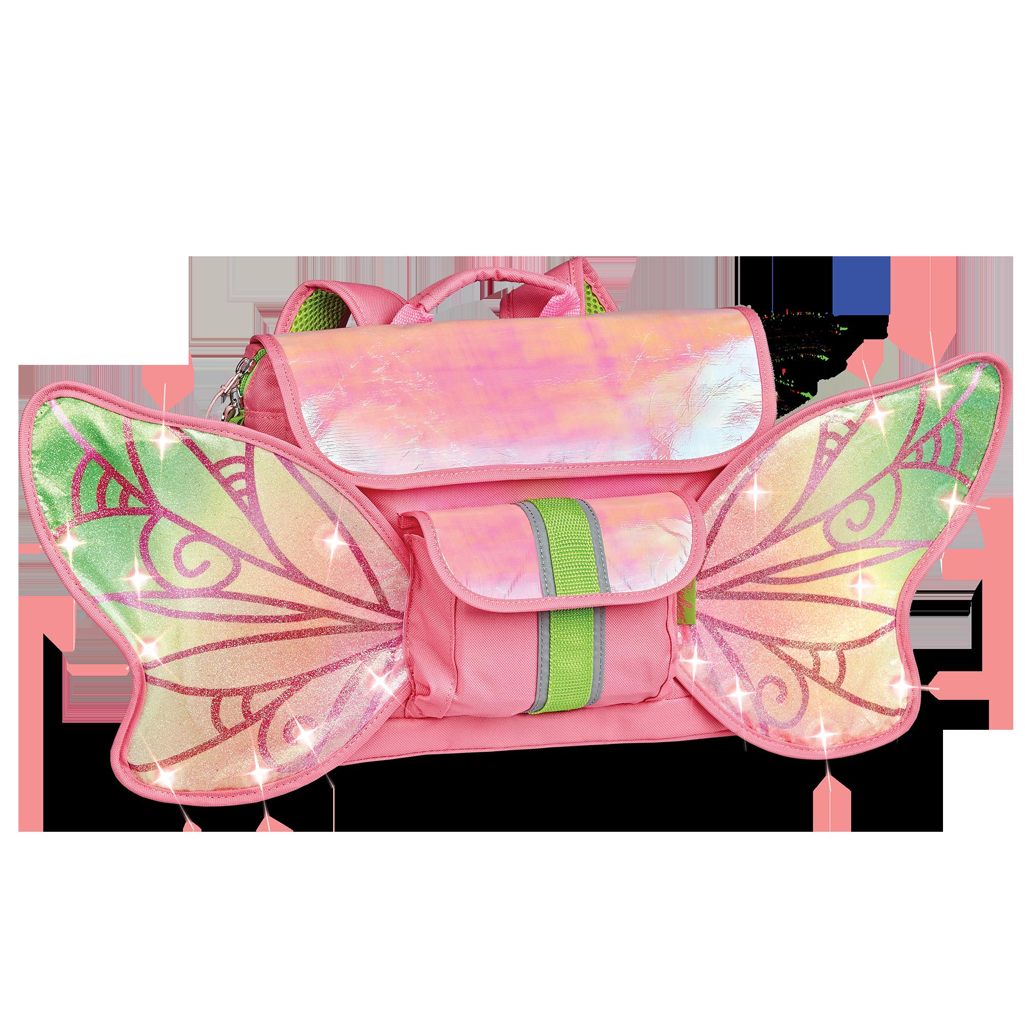 302008: Led Forest Pixie Flyer Backpack S