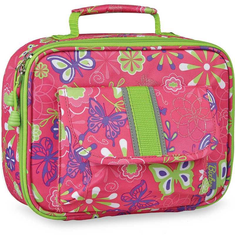 308003: Bixbee Butterfly Garden Lunchbox
