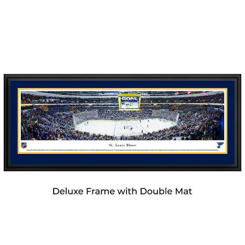 NHLBLU4D: St. Louis Blues Hockey #4 - Deluxe