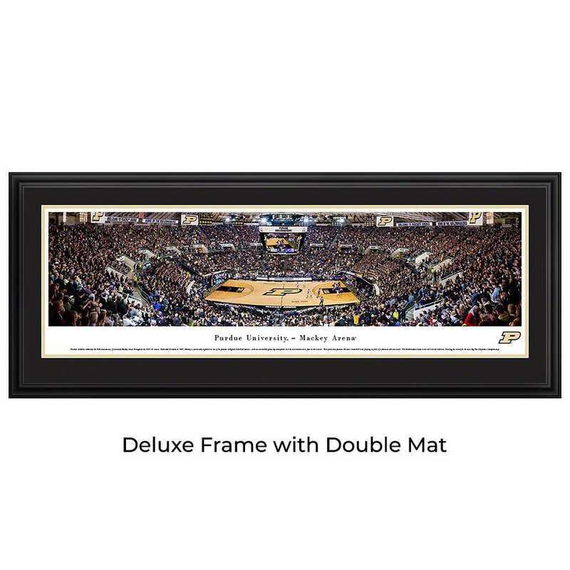 Purdue Boilermakers Basketball - Panoramic Print
