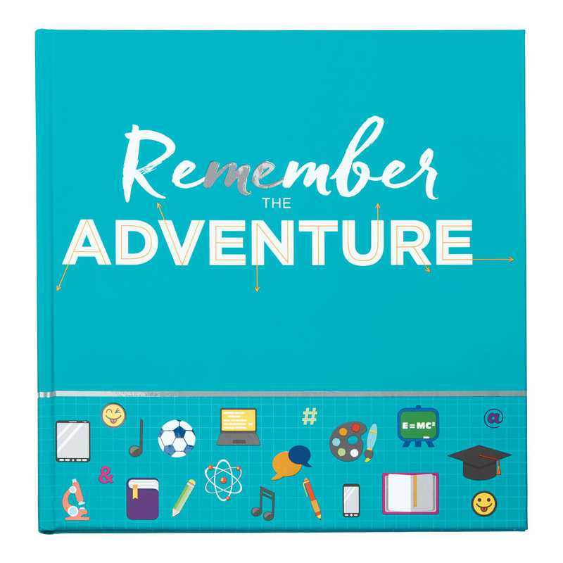 Remember the Adventure Memory Journal