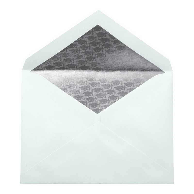 Deluxe Grad Announcement Envelopes