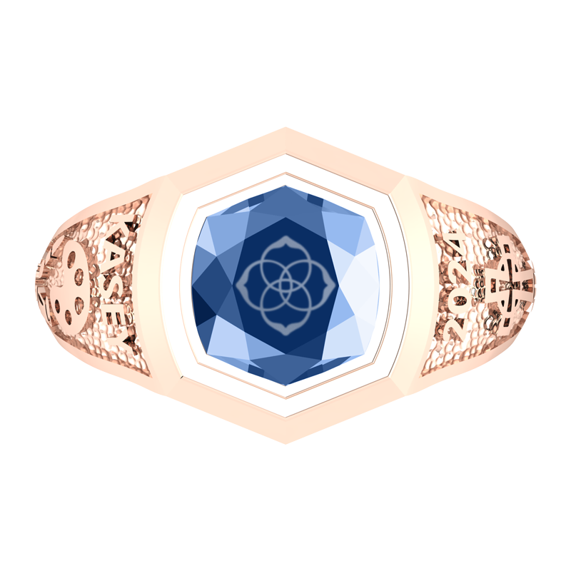 Kendra Scott Davis High School Ladies' Class Ring