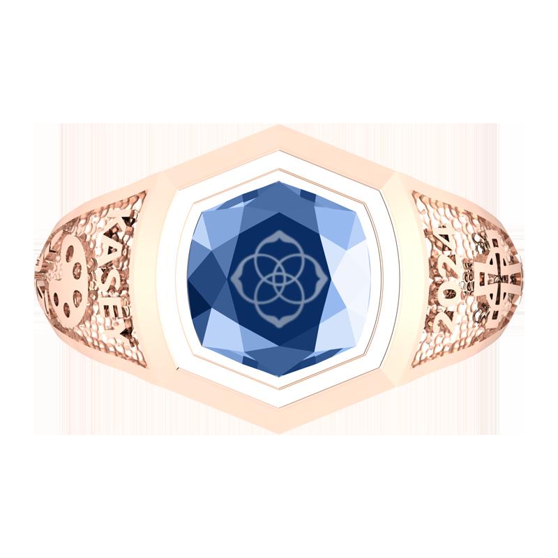 Kendra Scott Davis High School Ladies' Class Ring