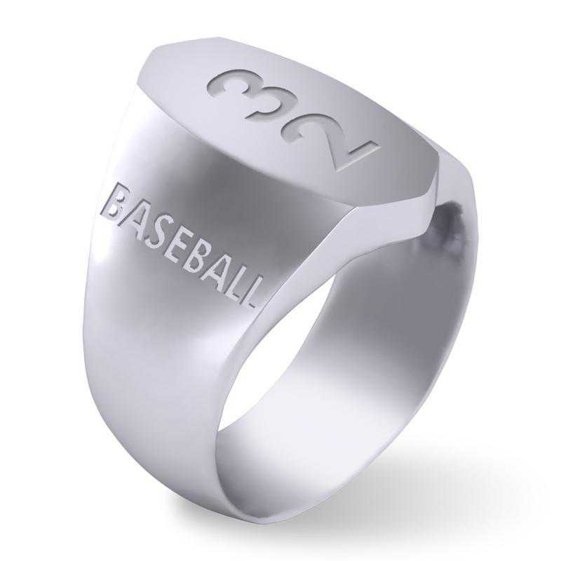 Kendra Scott Reagan High School Men's Signet Class Ring