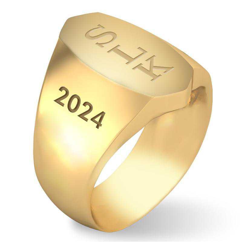 Kendra Scott Reagan High School Ladies' Signet Class Ring