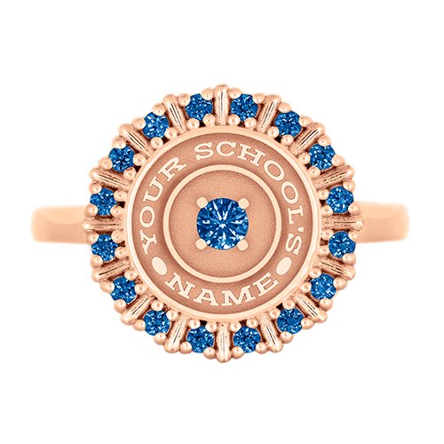 Constance High School Class Ring — University Collection by Balfour™