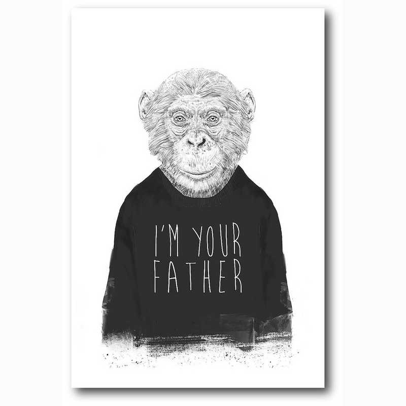 WEB-MV346-12x18:  I'm Your Father , 12x18