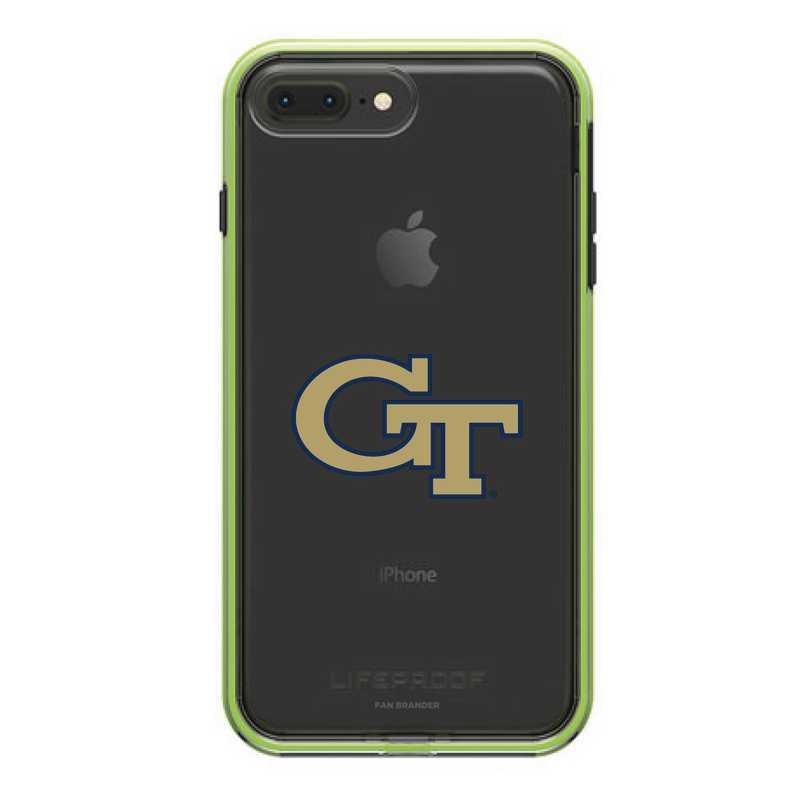 IPH-87P-NF-SLA-GT-D101: FB Georgia Tech SL?M  iPHONE 8 PLUS  AND iPHONE 7 PLUS