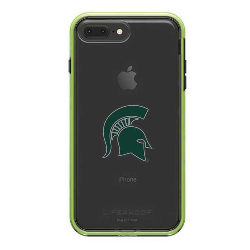 IPH-87P-NF-SLA-MCS-D101: FB Michigan St SL?M  iPHONE 8 PLUS  AND iPHONE 7 PLUS