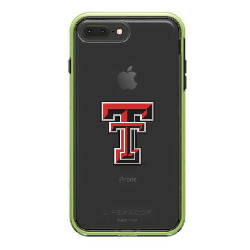 IPH-87P-NF-SLA-TT-D101: FB Texas Tech SL?M  iPHONE 8 PLUS  AND iPHONE 7 PLUS