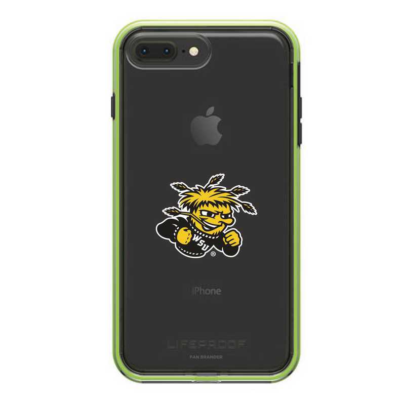 IPH-87P-NF-SLA-WSU-D101: FB Wichita St SL?M  iPHONE 8 PLUS  AND iPHONE 7 PLUS