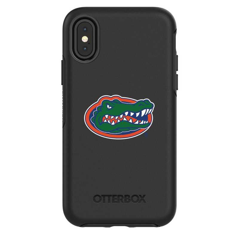 IPH-X-BK-SYM-FLA-D101: FB Florida iPhone X Symmetry Series Case
