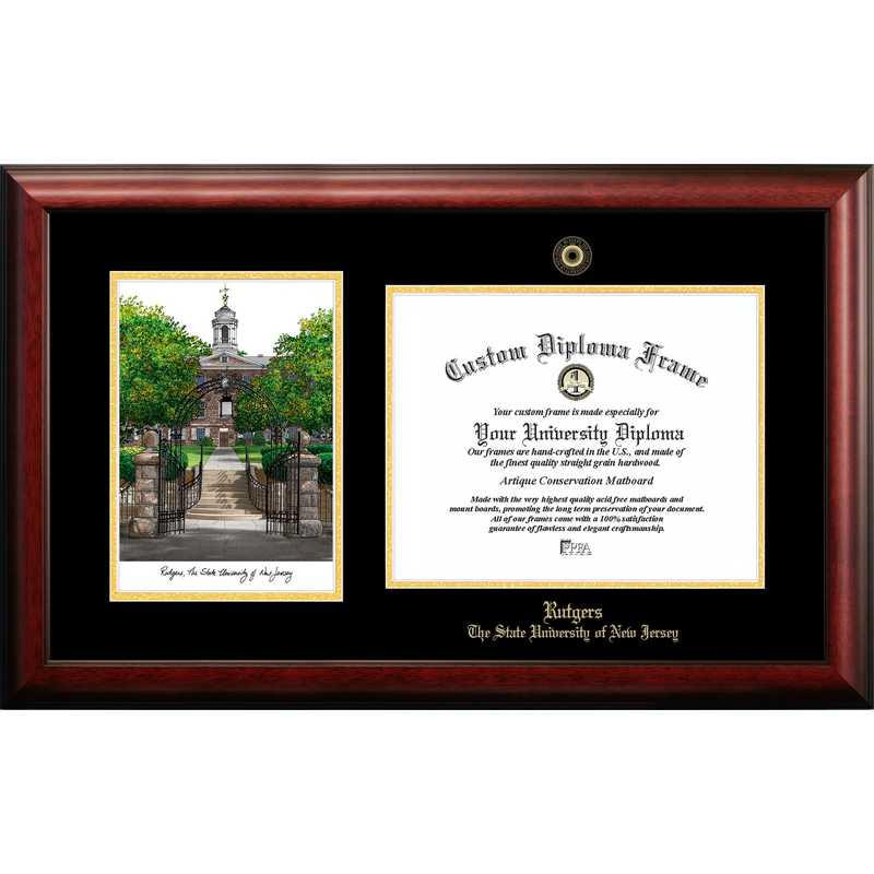 NJ999LGED-1411: Rutgers University, The State University of New Jersey, 14w x 11h