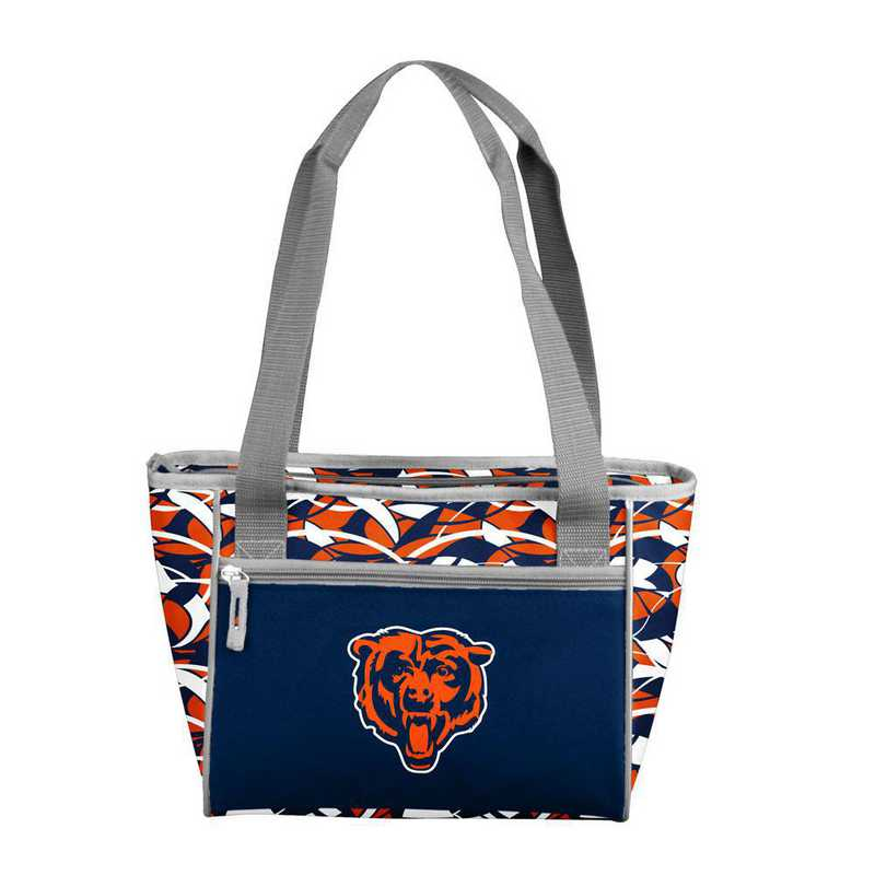 606-83-FIT1: Chicago Bears FIT 16 Can Cooler Tote