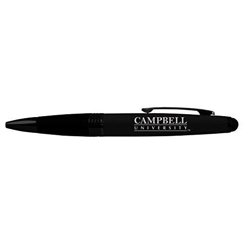 Orange Teardrop Keychain Campbell University