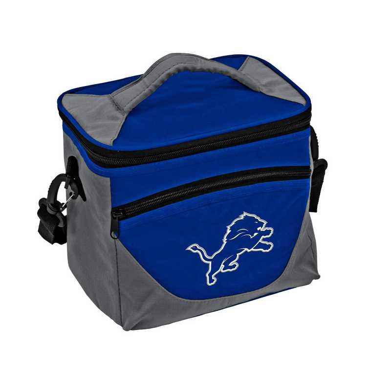 611-55H-1: Detroit Lions2017Logo Halftime LuchColer