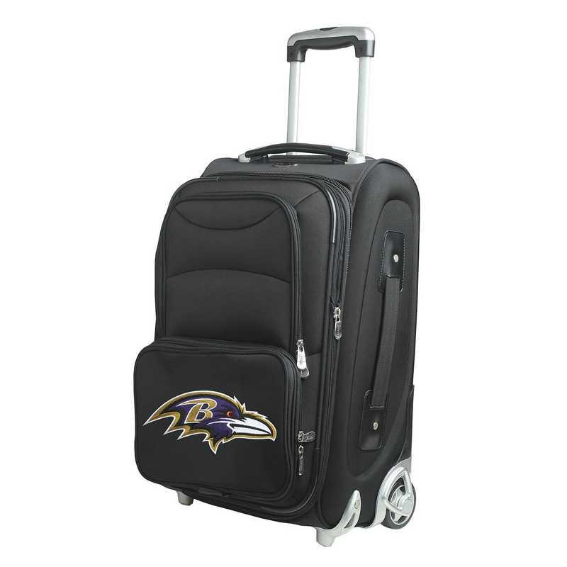 NFBRL203: NFL Baltimore Ravens  Carry-On  Rllng Sftsd Nyln