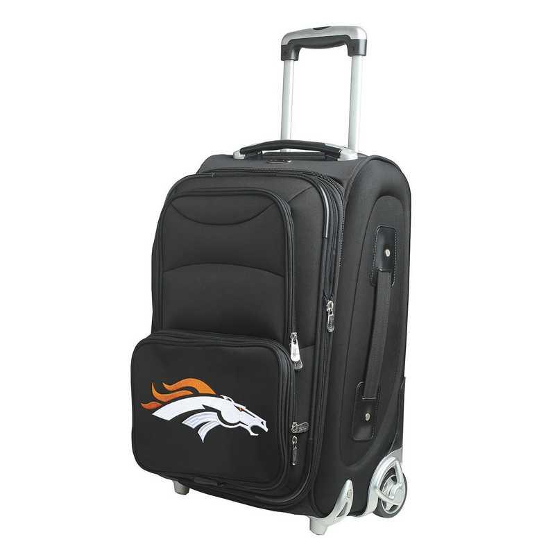 NFDBL203: NFL Denver Broncos  Carry-On  Rllng Sftsd Nyln