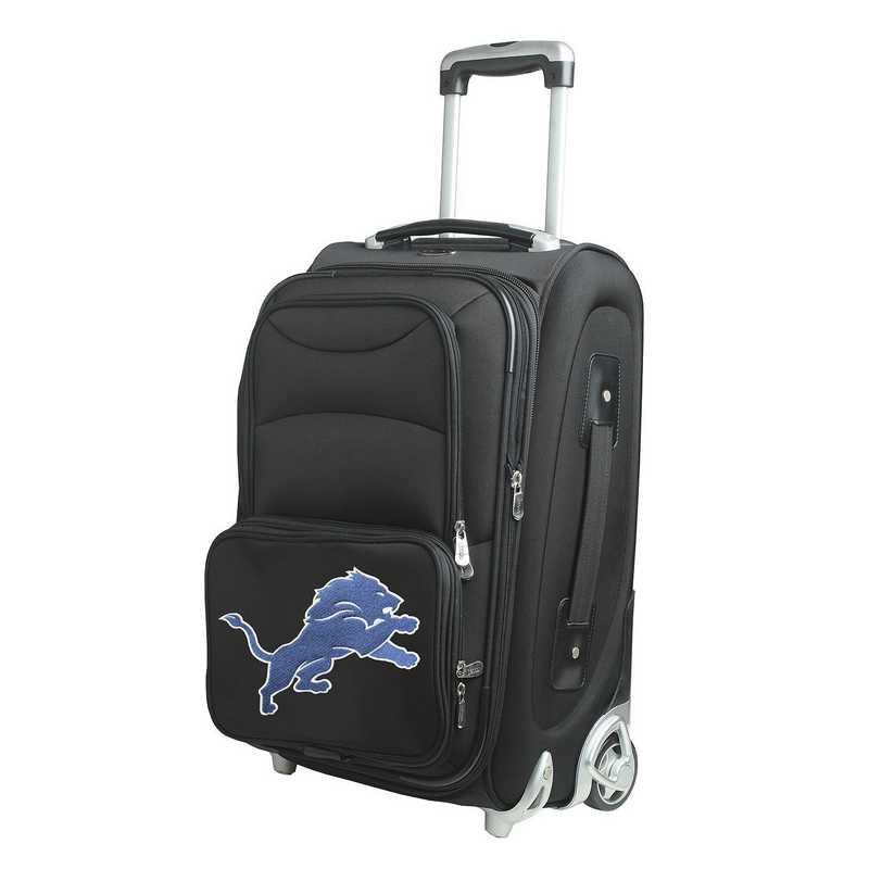 NFDLL203: NFL Detroit Lions  Carry-On  Rllng Sftsd Nyln