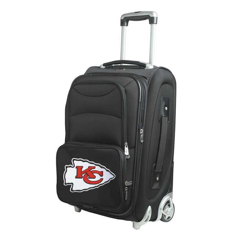 NFKCL203: NFL Kansas City Chiefs  Carry-On  Rllng Sftsd Nyln