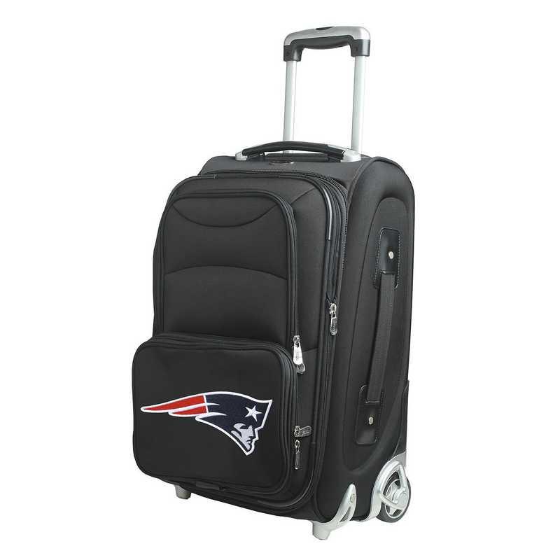 NFNPL203: NFL New England Patriots  Carry-On  Rllng Sftsd Nyln
