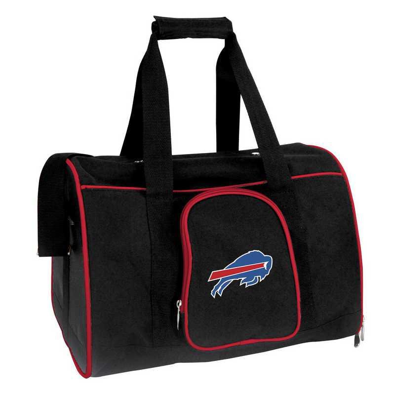 NFBBL901: NFL Buffalo Bills Pet Carrier Premium 16in bag